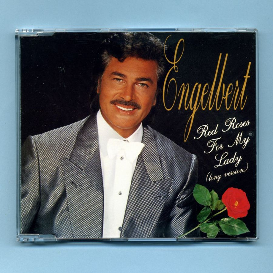 Engelbert (Bohlen) - Red Roses For My Lady (CD Maxi Single)
