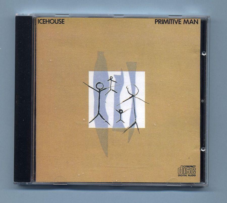 Icehouse (Iva Davies) - Primitive Man (CD Album)