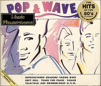 Pop & Wave - Vol. 1 (Doppel CD Sampler)