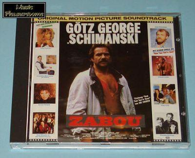 Zabou - O.S.T. (CD Sampler)