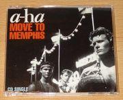 A-ha (Aha) - Move To Memphis (CD Maxi Single)