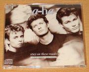 A-ha (Aha) - Stay On These Roads (3 CD Maxi Single)