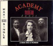 Academy Of Modern Dance (Bolland) - A Man And A Woman (CD Maxi)