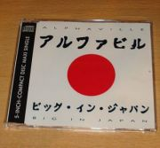 Alphaville - Big In Japan (CD Maxi Single)