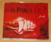 Alphaville - Fools (CD Maxi Single)