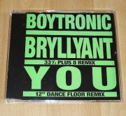 Boytronic - Bryllyant / You (CD Maxi Single)