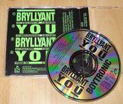 Boytronic - Bryllyant / You (CD Maxi Single)