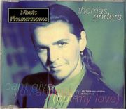 Anders, Thomas - Cant Give You Anything (CD Maxi Single)
