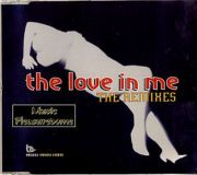 Anders, Thomas - The Love In Me (Remix CD Maxi Single)