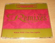 Anders, Thomas - When Will I See You... (Remix CD Maxi Single)