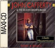 Cafferty, John - Song And Dance (CD Maxi Single)