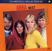 ABBA - Best (Japan CD Album)