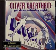 Cheatham, Oliver - Get Down Saturday Night (CD Album)