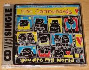Communards, The (Somerville) - You Are My World (CD Maxi Single)