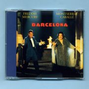 Mercury, Freddie (Queen) - Barcelona (CD Maxi Single)