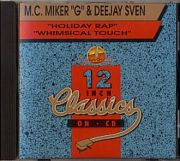 M.C. Miker G & DeeJay Sven - Holiday Rap (CD Maxi Single)