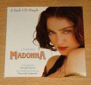 Madonna - Cherish (3 CD Maxi Single)