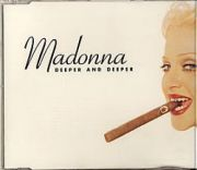 Madonna - Deeper And Deeper (CD Maxi Single)