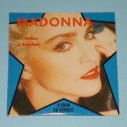Madonna - Holiday / Everybody (3 CD Maxi Single)