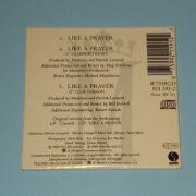 Madonna - Like A Prayer (3 CD Maxi Single)