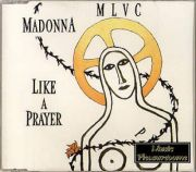 Madonna - Like A Prayer (CD Maxi Single)