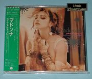 Madonna - Like A Virgin (Japan CD Maxi Single + OBI) - grün