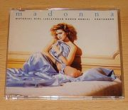 Madonna - Material Girl (CD Maxi Single)