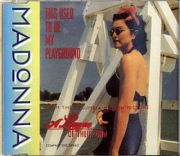 Madonna - This Used To Be My Playground (CD Maxi Single)