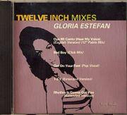 Estefan, Gloria - Twelve Inch Mixes (CD Album)
