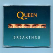 Queen - Breakthru (UK CD Maxi Single)