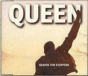 Queen - Heaven For Everyone (CD Picture Maxi Single)