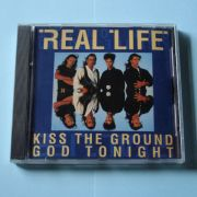 Real Life - Kiss The Ground (US CD Maxi Single)