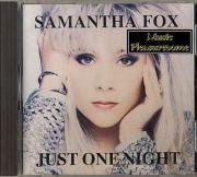 Fox, Samantha (London Boys) - Just One Night (CD Album)