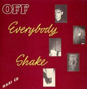 OFF (Sven Väth) - Everybody Shake (CD Maxi Single)