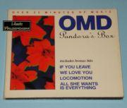 OMD - Pandoras Box (CD Maxi Single) - Australien