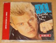 Idol, Billy - Catch My Fall (UK CD Maxi Single)