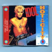 Idol, Billy - Hot In The City (UK CD Maxi Single)