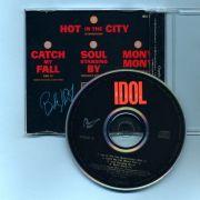 Idol, Billy - Hot In The City (UK CD Maxi Single)
