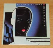 Jackson, Dee D. (Cretu) - Automatic Lover (CD Maxi Single)
