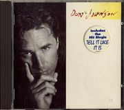 Johnson, Don - Let It Roll (CD Album)
