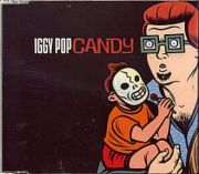 Iggy Pop - Candy (UK CD Maxi Single)