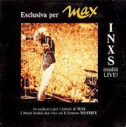INXS - Inediti Live! (CD Maxi Single)