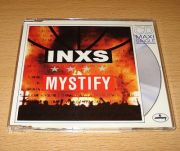 INXS - Mystify (CD Maxi Single)