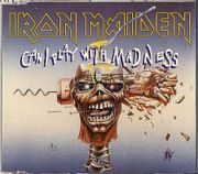 Iron Maiden - Can I Play With Madness (UK CD Maxi Single)