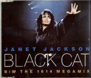 Jackson, Janet - Black Cat (UK CD Maxi Single)