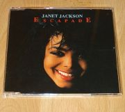 Jackson, Janet - Escapade (CD Maxi Single)