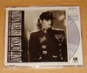 Jackson, Janet - Rhythm Nation (CD Maxi Single)