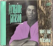 Jackson, Jermaine - Dont Take It Personal (CD Maxi Single)