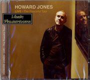 Jones, Howard - Live / The Peaceful Tour (CD Album)