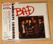 Jackson, Michael - Bad (Japan CD Maxi Single + OBI)